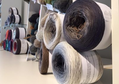 Sewing yarns & sewing wool of all kinds | yarndesign in Kleve