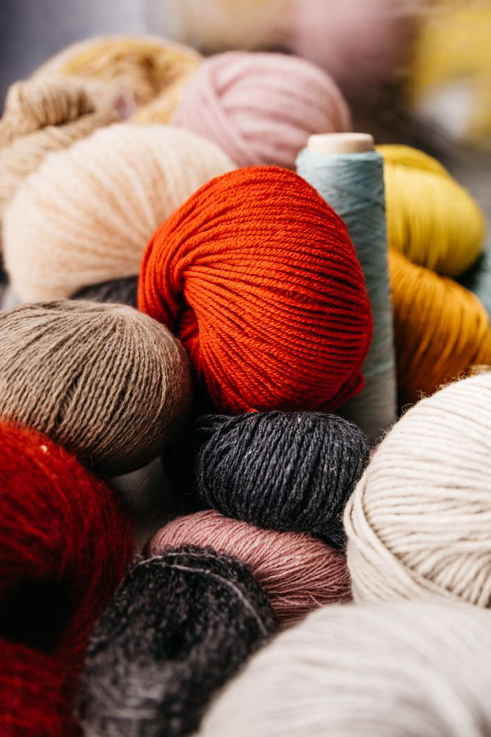 Yarns by Yarndesign Kleve - Yarns, Accessories, Workshops